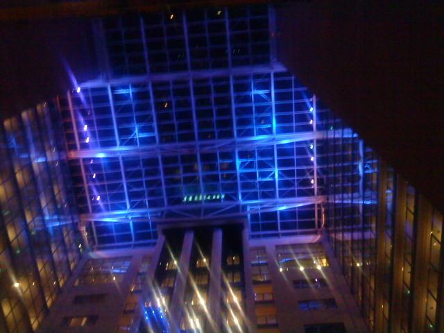 Hilton. Gute nacht Paris